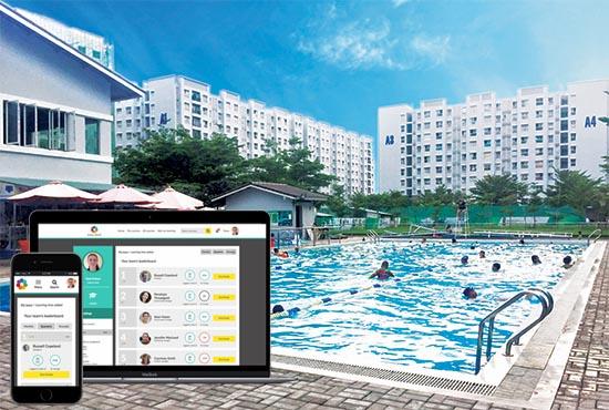 phần mềm quản lý hồ bơi