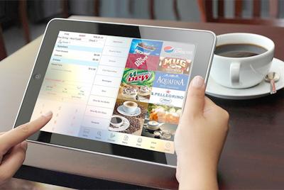 Phần mềm quản lý quán trà sữa - cafe