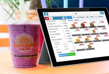 Phần mềm quản lý quán Cafe – Trà sữa